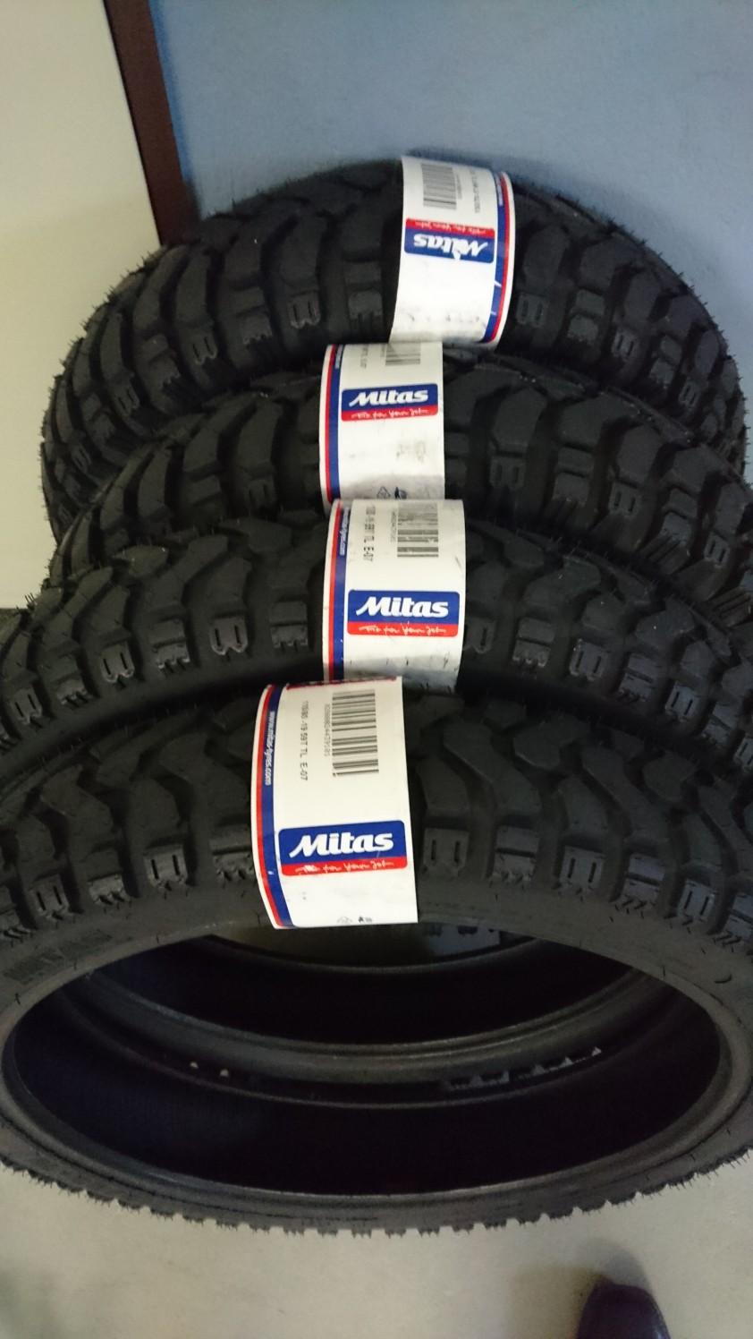 Mitas-Reifen